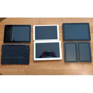tablet tablety 6 sztuk samsung lenovo itp