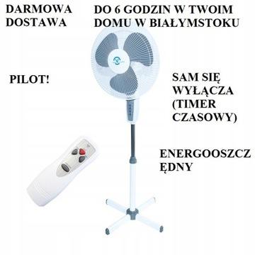 Wiatrak energooszczędny z pilotem,Darmowa dostawa!