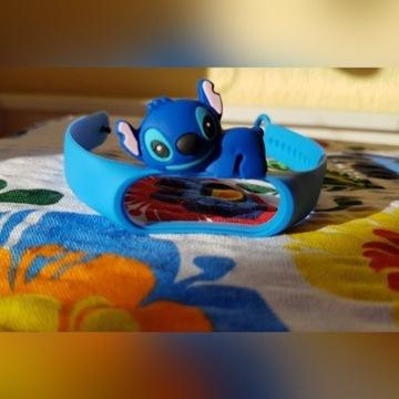 Pasek opaska do XIAOMI MI BAND 3 i 4 Stich Stitch