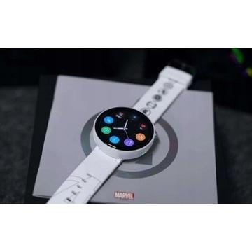 Amazfit Nexo Smartwatch Ceramic White AMOLED GPS