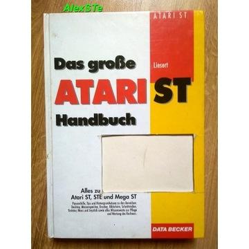 Podręcznik Das große ATARI ST Handbuch Niemiecki