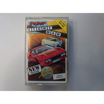 ZX SPEXTRUM 48K/128K STUNTA MAN