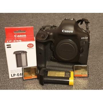 CANON EOS 1DX 131 000 klatek