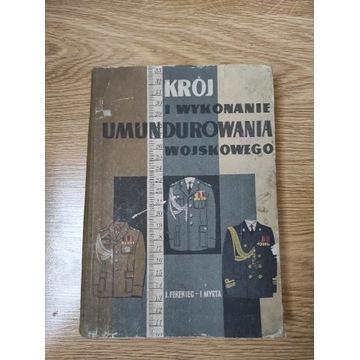 Krój i wykonanie umundurowania wojskowego 1964