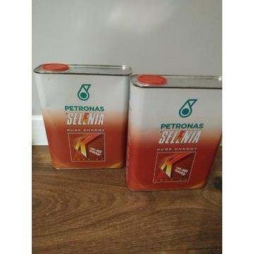 Olej Selenia K 5W40 Pure Energy multi air