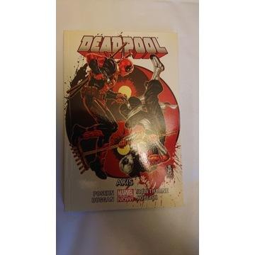 Deadpool axis jak nowy