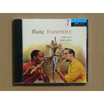 Herbie Mann and Buddy Collette - Flute Fraternity