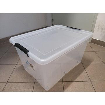 Pojemnik 150l duża klatka dla chomika szczura ikea