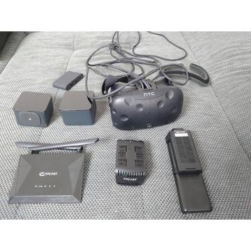 HTC Vive + TPCast
