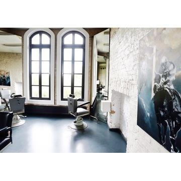 Fotel fryzjerski dla Barbera
