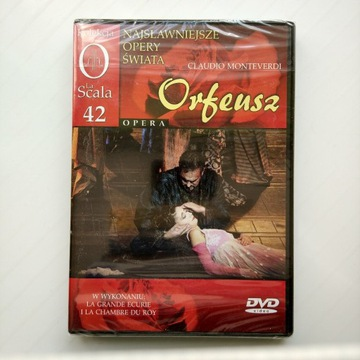 Orfeusz - Claudio Monteverdi, La Scala 42
