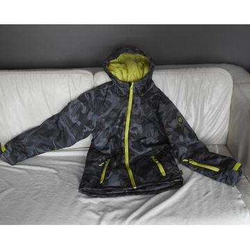 Kombinezon narciarski chłopięcy (kurtka + spodnie)