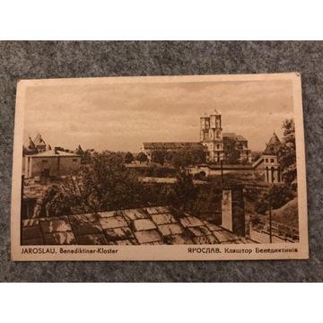 Jarosław - Jaroslau - Benediktiner - Kloster 1942
