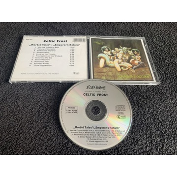 Celtic Frost - Morbid Tales/Emperor Returns -Noise
