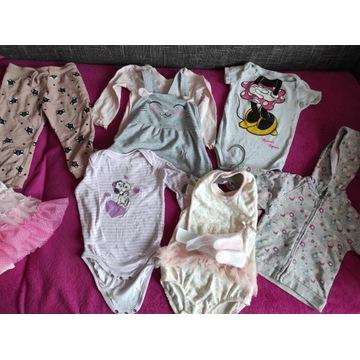 Ubranka i buty dla dziewczynki