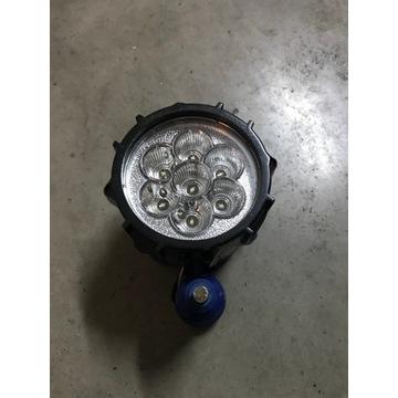 Latarka LED na 12V