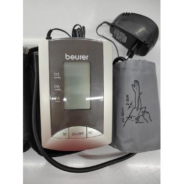 BEURER BM 20 ciśnieniomierz naramienny + zasilacz