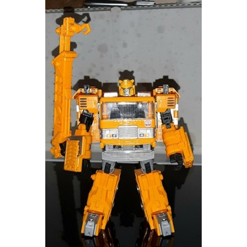 Transformers voyager RtS Solar Storm Grapple