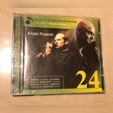 Kronika 24. Przeglądu Piosenki Aktorskiej 2003