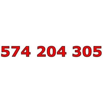 574 204 305 PLAY ŁATWY ZŁOTY NUMER STARTER