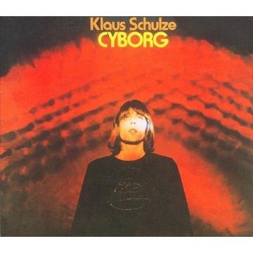 KLAUS SCHULZE - CYBORG /2 CD/