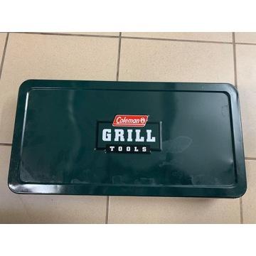 Akcesoria Zestaw do Grilla BBQ Coleman z USA