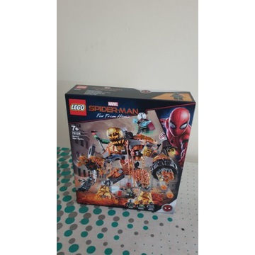 76128 LEGO Marvel Bitwa z MoltenManem