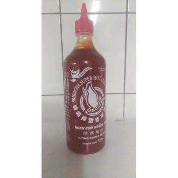 Sos Sriracha super hot chilli