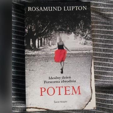 """Potem"" Rosamund Lupton"