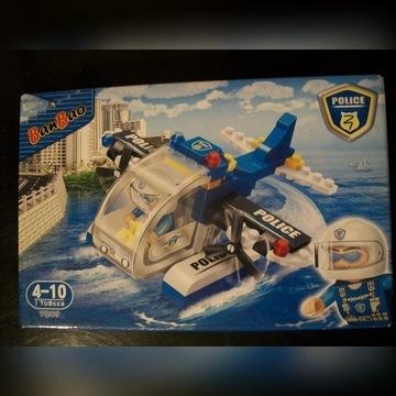 Klocki BanBao podobne do Lego / zestaw 3 op.