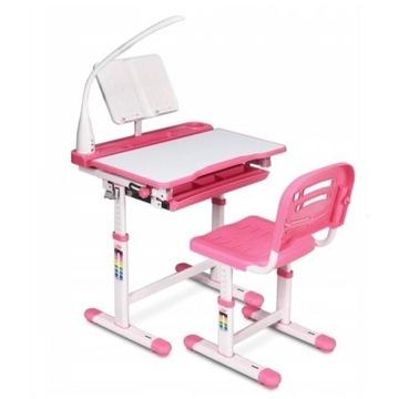 Biurko i Krzesło regulowane dla dzieci 3-10 lat