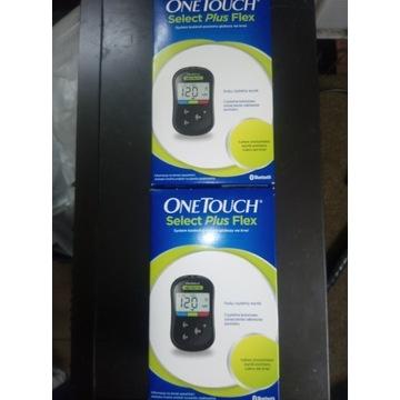 One Touch Select Plus Flex  glukometr