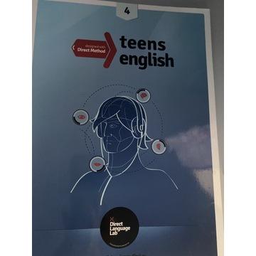 Teens English Sb 4 Pl Metoda bezpośrednia