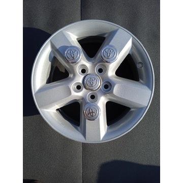 Alufelgi+Opony letnie 235x60x16 Toyota Raw4-