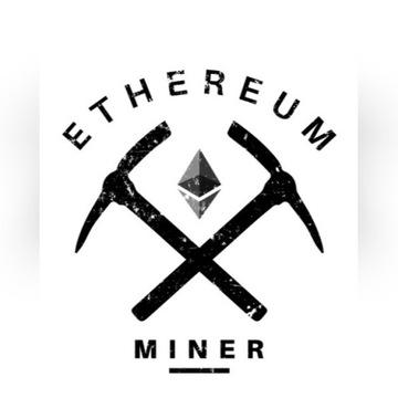 Koparka Kryptowalut ETH w Chmurze 25Mh/s Mining