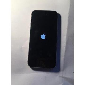 Apple iPhone 5s 16GB Space Gray gwiezdna szarość