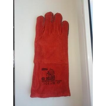Rękawice robocze spawalnicze skórzane rozmiar 11