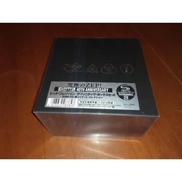 Led Zeppelin, 12 mini LP CD + Promo BOX Japan SHM!