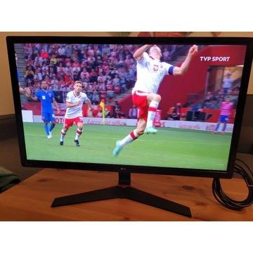 Monitor LG 27 cali FullHD 1920x1080 1 ms IPS 75 Hz