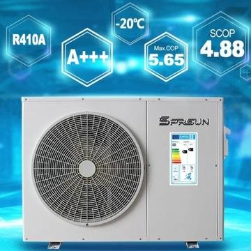 pompa ciepła 4,5-9,5 kW inwerter CGK030V2