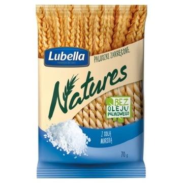 Paluszki Lubella Natures kuleczki kukurydz owoc