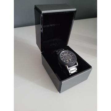 Zegarek męski Emporio Armani chronograficzny