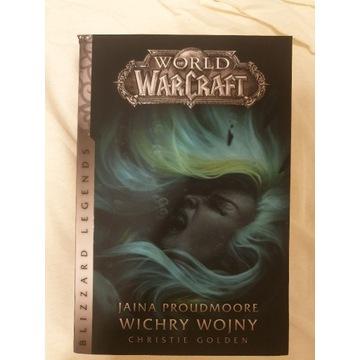 World of Warcraft Jaina Proudmore Wichry Wojny