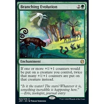 MTG: Branching Evolution