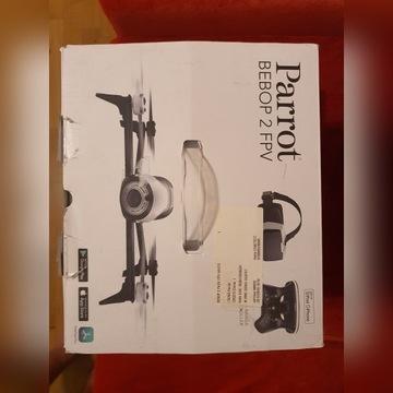 Drone Parrot Bebop 2 + Parrot FPV Pack.