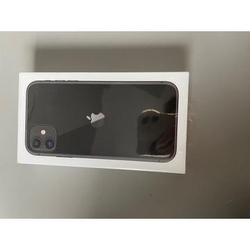 Iphone 11 128GB Black Czarny Nowy Folia OBSERWUJ