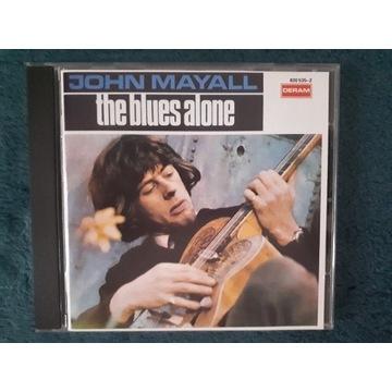 """John Mayall """"The Blues Alone"""""""