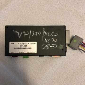 Sterownik moduł hak volvo oryginał nr 30716987