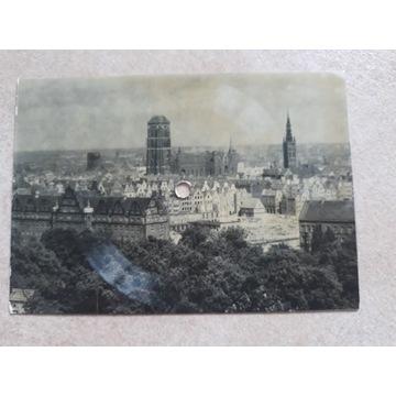 Gdańsk-PRL, karta pocztowa dźwiękowa