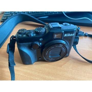 NIKON Coolpix P7100 aparat cyfrowy kompakt karta64